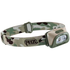 Petzl Tactikka+ RGB Headlight camo